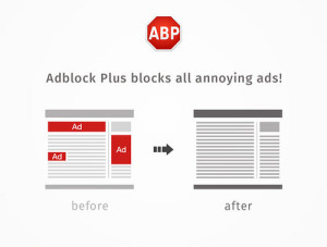 Jak blokovat reklamy na internetu