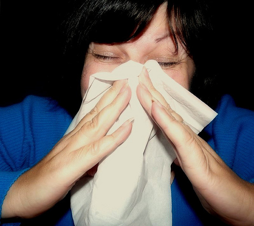 Co pomáhá na rýmu