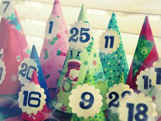 Jak vyrobit adventní kalendář