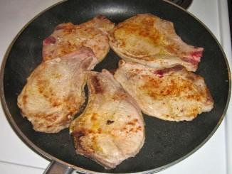 Co uvařit z vepřové kotlety?