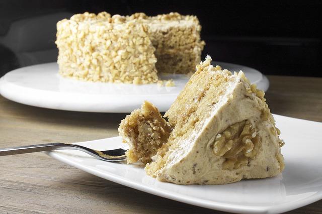 Recept na dort