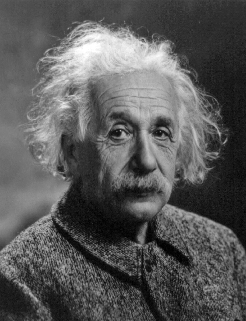 Proč je slavný Albert Einstein?