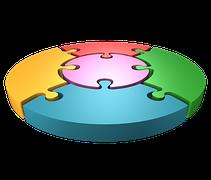 3d puzzle pro děti