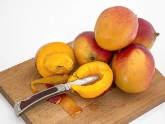 Jak jíst mango?