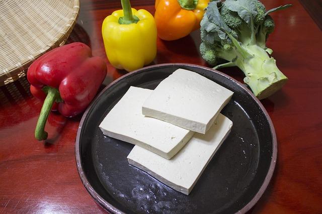 Co je tofu?