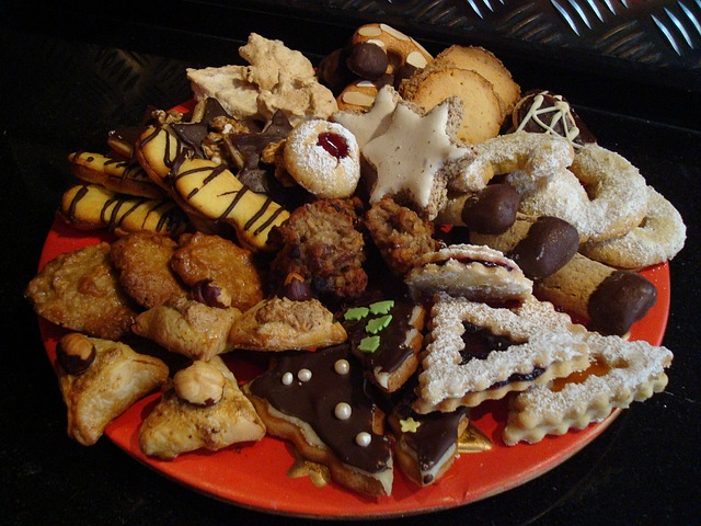 Recepty na vánoční cukroví
