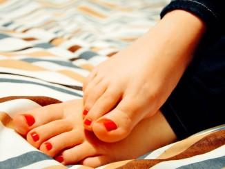 Co dělat proti zarůstání nehtů na nohou?