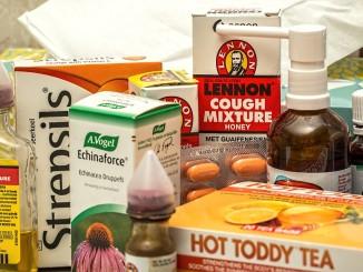 Co pomáhá na nachlazení?