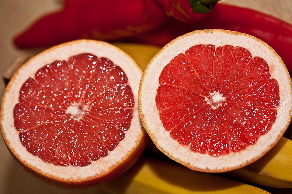 Jak nám prospívá grapefruit?