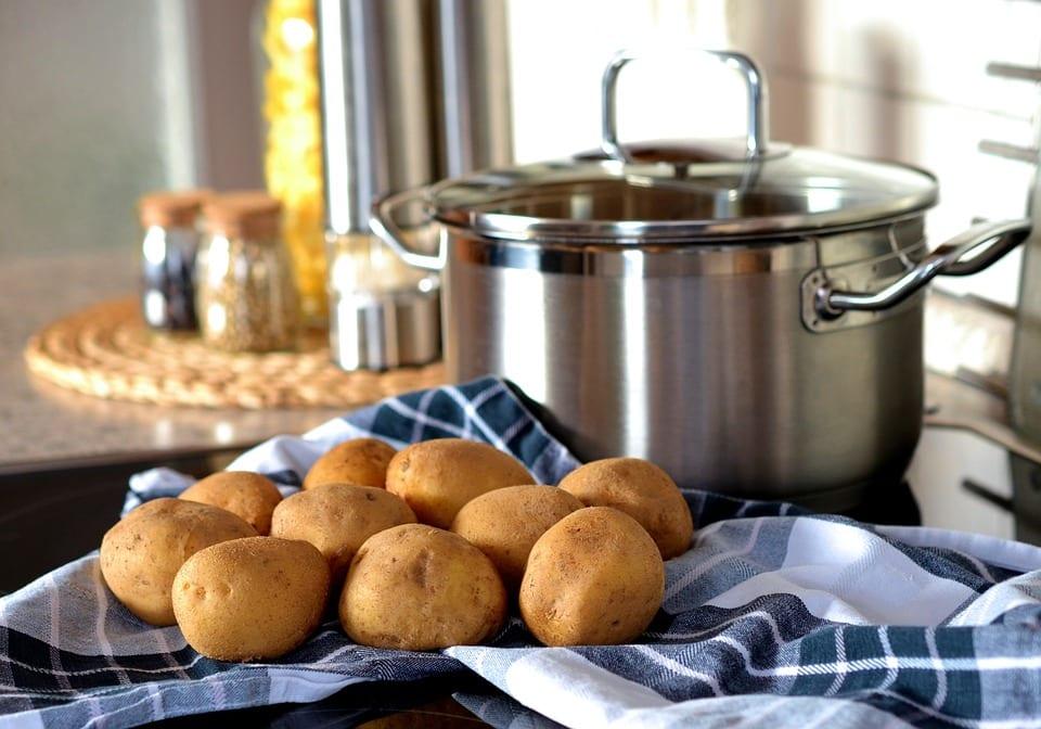 Jak jsou prospěšné brambory?