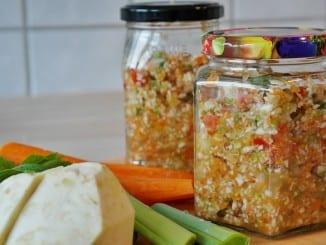 Jak připravit salát z celeru?