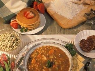 Jak připravit zimní čočkovou polévku?