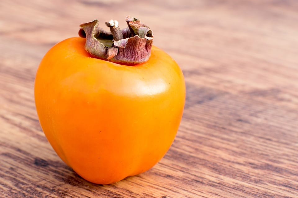 Jak se dělá ovocný salát s Kaki churma?