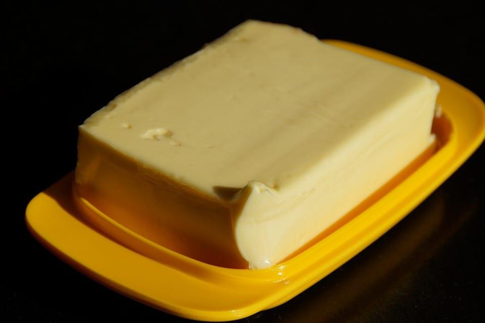 Jak vyrobit přepuštěné máslo?