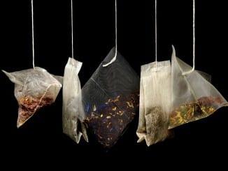 Jak využít použité čajové sáčky?