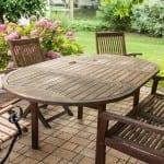 Jaké jsou druhy zahradního nábytku?