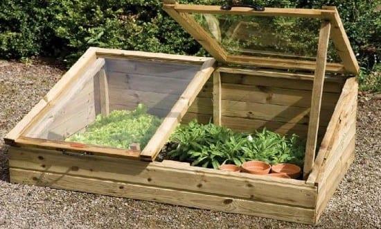 Pařeniště na zahradu i na balkón