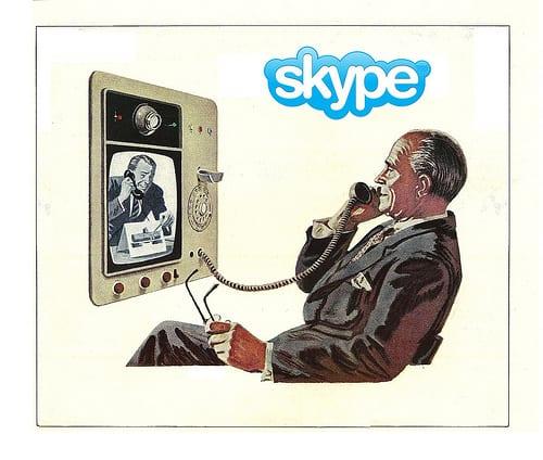 Proč nejde Skype