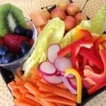 Jaké druhy ovoce a zeleniny obsahují nejvíce céčka?