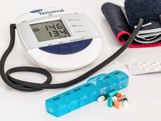Co pomáhá na snižování krevního tlaku?