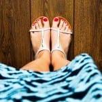 Jak na krásné nohy?