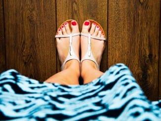 Jak pečovat o nohy?