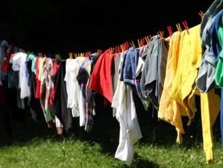 Jak prát prádlo bez chemie?