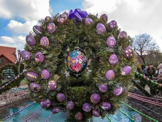 Jak si vyrobit velikonoční věnec?
