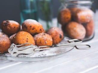Jak udělat bramborové koblížky?