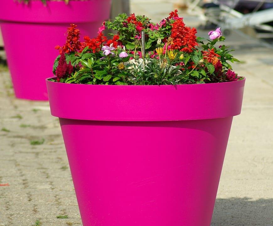 Jak vyrobit květináč?