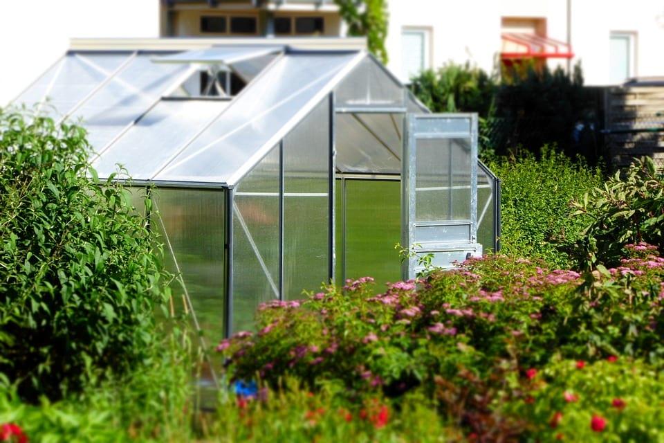 Jak vyrobit skleník?