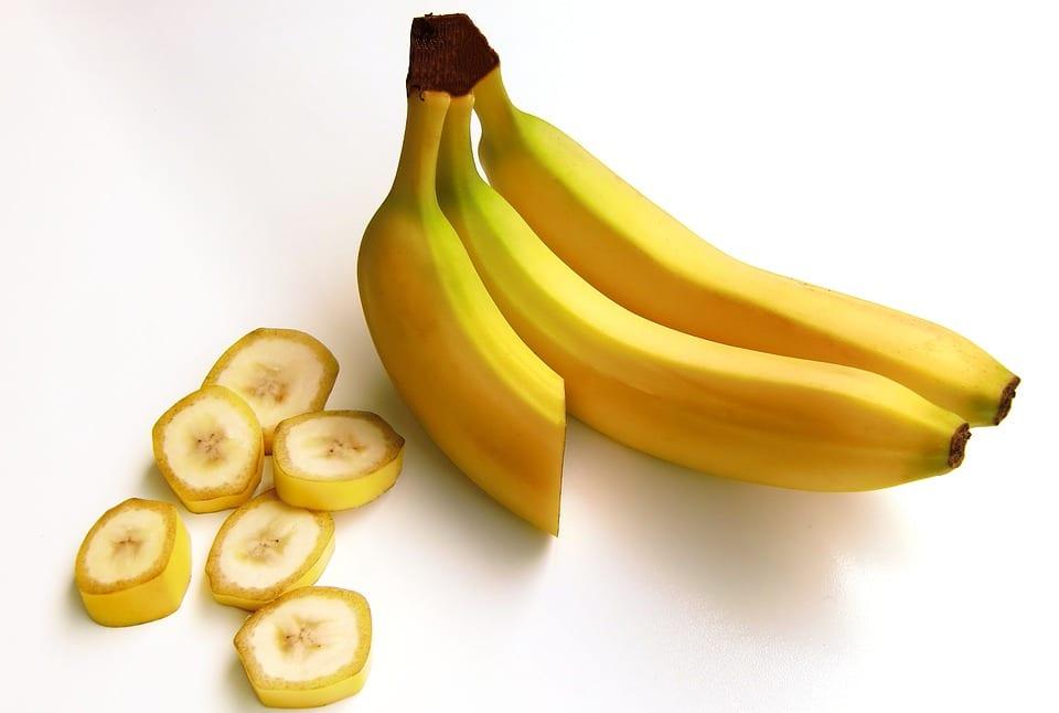 Jak uchovat banány?