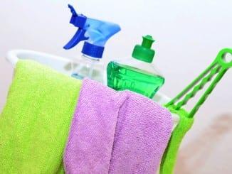 Jak na úklid domácnosti?