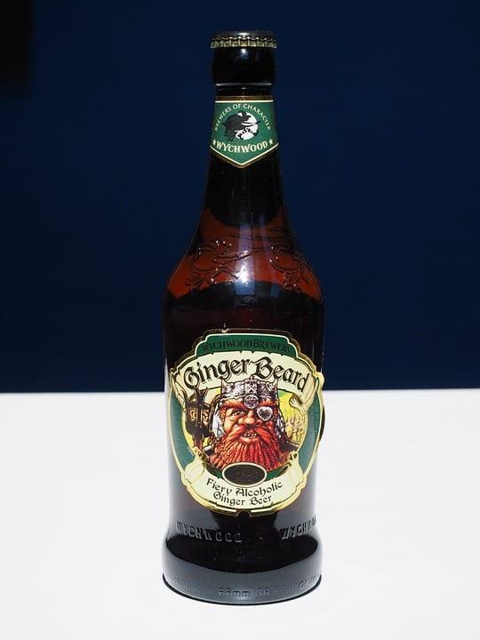 Jak si vyrobit domácí zázvorové pivo?