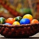 Jak udělat perníková vajíčka?