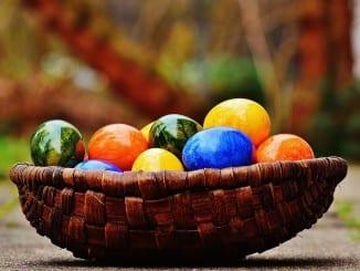 Jak udělat velikonoční kakaové věnečky?