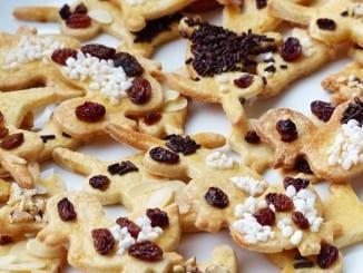 Jak udělat velikonoční linecké sušenky?