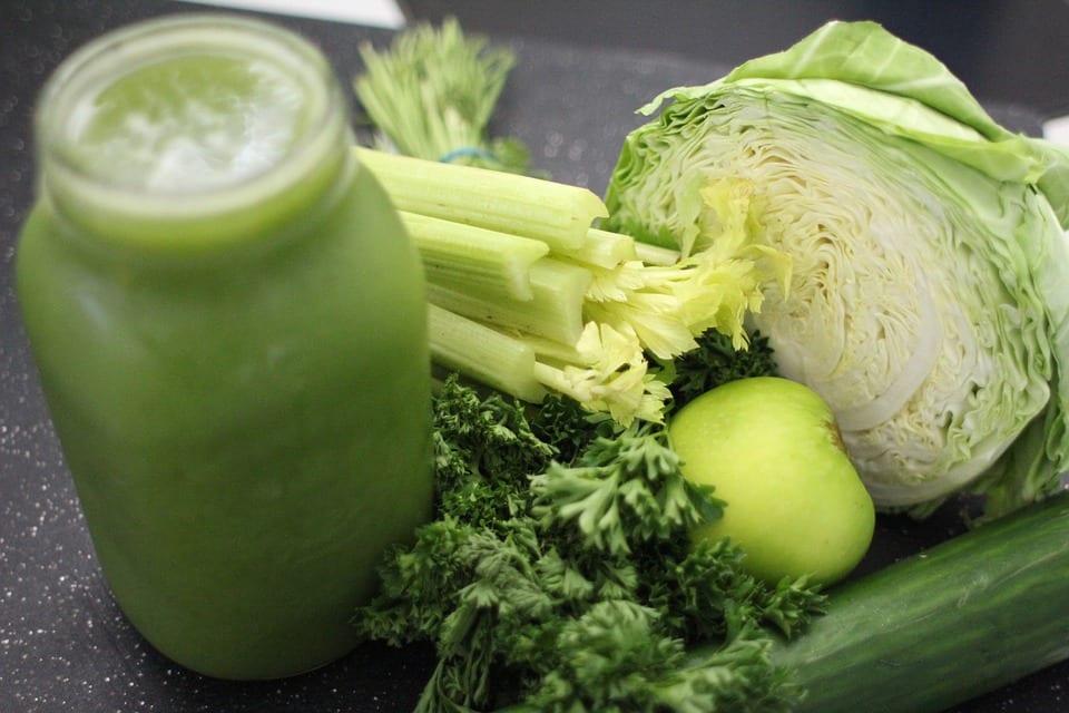 Jak udělat zeleninové šťávy?
