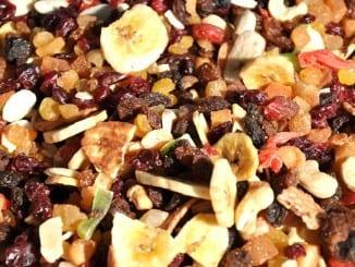 Jaké sušené plody jsou vhodné ke konzumaci?