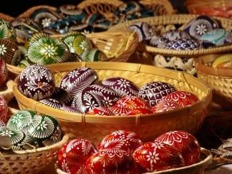 Jak probíhá velikonoční Velký týden?