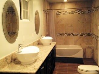 Jak se připravit na rekonstrukci koupelny?