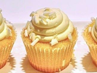 Jak udělat mandlové cupcakes?