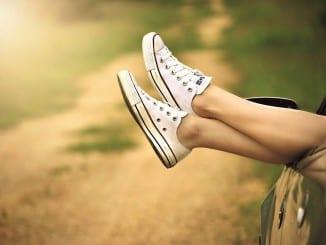 Jak mít krásné nohy?