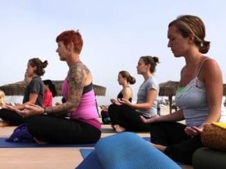 Jak posílit tělo jógou?