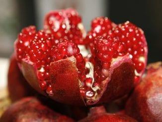 Jak prospívá granátové jablko?