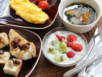 Jak se stravovat během dne?