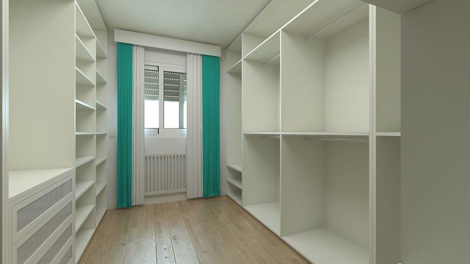 Jak vybrat šatní skříň?