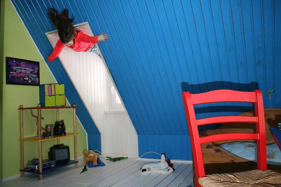 Jak vymalovat dětský pokoj?