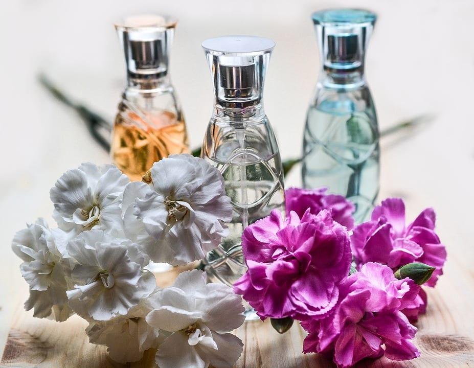 Jak vyrobit tělový sprej?