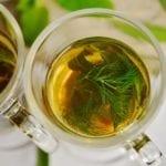 Čaj na křečové žíly